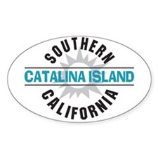 Catalina Island California Decal