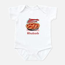 Rhubarb Infant Bodysuit