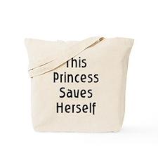 This Princess Tote Bag