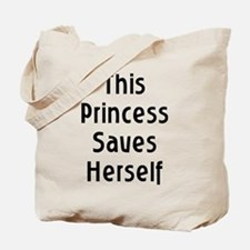 This Princess Tote Bag