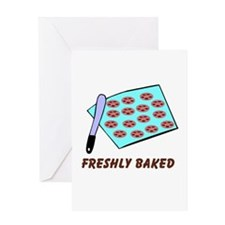 Freshly Baked Greeting Card