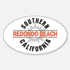 Redondo Beach California Decal