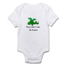 Sleeping Dragon Infant Bodysuit