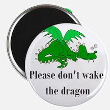 "Sleeping Dragon 2.25"" Magnet (10 pack)"
