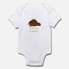 Want to Cuddle?  Infant Bodysuit