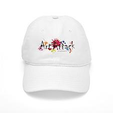 Art Attack Artist Baseball Cap