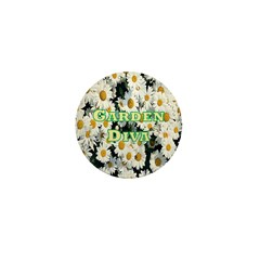 Garden Diva Mini Button (100 pack)