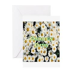 Garden Diva Greeting Card