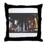 Populace Badge One Throw Pillow