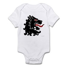 Populace Badge Two Infant Bodysuit