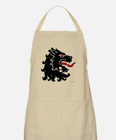 Populace Badge Two BBQ Apron