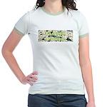 Flower Power Jr. Ringer T-Shirt
