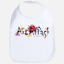 Art Attack Artist Bib