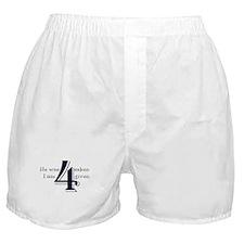 4-Given Boxer Shorts