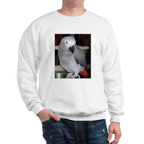 African Grey Sweatshirt