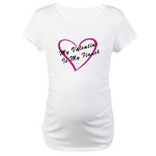 My Valentine Is My Fiancé Shirt