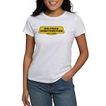Wolfman Construction Women's T-Shirt