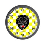 Populace Badge One Wall Clock