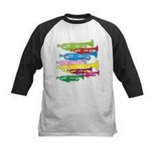 Trumpets Colors Tee