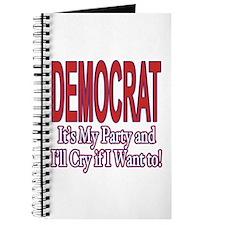 It's My Party: Democrat Journal