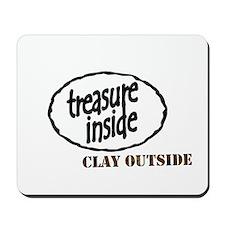 Treasure Inside Mousepad