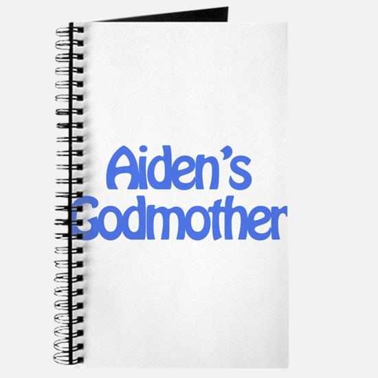 Aiden's Godmother Journal