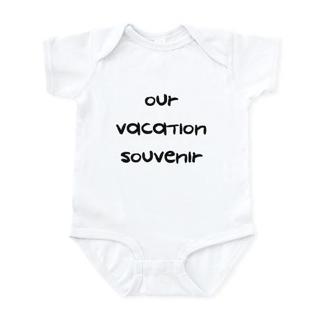 Vacation souvenir - Infant Bodysuit