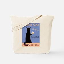 Black Cat Fine Coffees Tote Bag