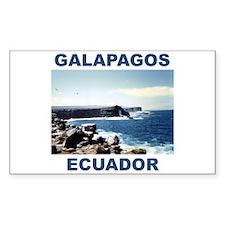 GALAPAGOS ECUADOR Decal