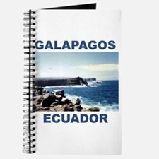 GALAPAGOS ECUADOR Journal