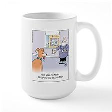 Pavlov's Dog Mug