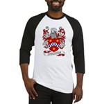 Stockton Coat of Arms Baseball Jersey