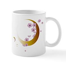 Cherry Blossoms & Moons Mug