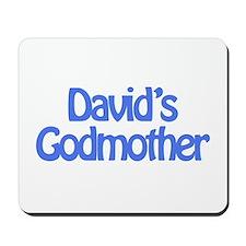 David's Godmother Mousepad