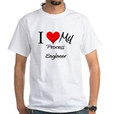 I Heart My Process Engineer Shirt