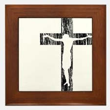 CRUCIFIX Framed Tile