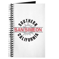San Simeon California Journal