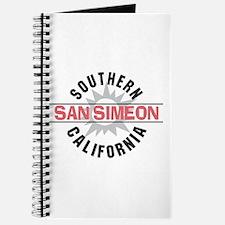 San Simeon California Journal