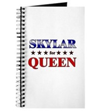 SKYLAR for queen Journal