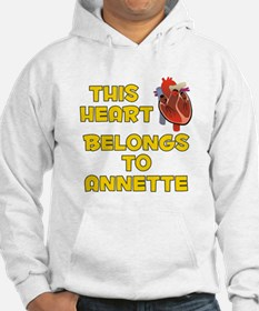 This Heart: Annette (A) Hoodie