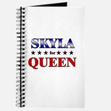 SKYLA for queen Journal