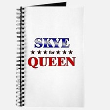 SKYE for queen Journal