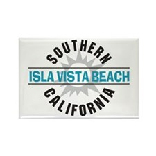 Isla Vista California Rectangle Magnet