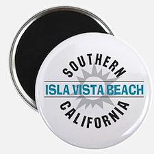 "Isla Vista California 2.25"" Magnet (10 pack)"