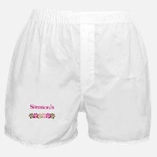 Samson's Sister Boxer Shorts