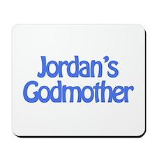 Jordan's Godmother Mousepad