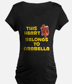 This Heart: Arabella (A) T-Shirt
