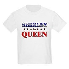 SHIRLEY for queen T-Shirt