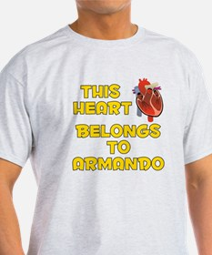 This Heart: Armando (A) T-Shirt