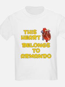 This Heart: Armando (A) T-Shirt